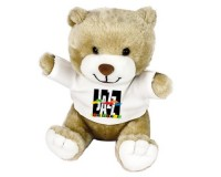 Peluche Ours : Jazz