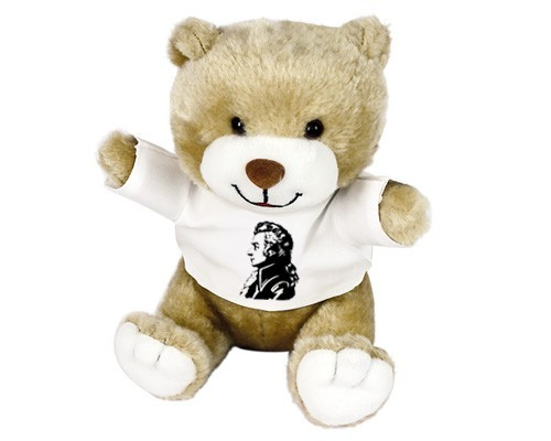 Peluche Ours : Mozart