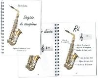 Livre Doigtés du saxophone