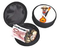 Porte-monnaie Chien cowboy