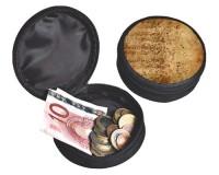 Porte-monnaie Notes qui se désagrègent