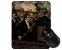 Tapis de souris 23 cm x 19 cm : L'Orchestre de l'Opéra par Degas