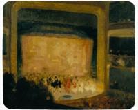 Tapis de souris 23 cm x 19 cm : Opéra par Ricard Urgell
