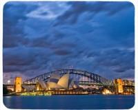 Tapis de souris 23 cm x 19 cm : Opéra de Sydney