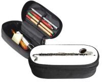 Trousse 23 cm x 9 cm : Clarinette basse
