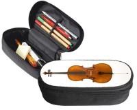 Trousse 23 cm x 9 cm : Violoncelle