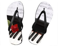 Tongs Piano, rose, partitions
