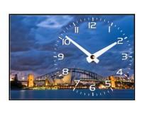 Horloge Opéra de Sydney