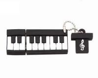 Métronimo portable - Clé USB en forme de clavier de piano