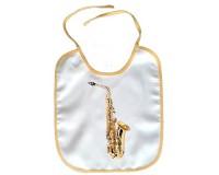 Bavoir Saxophone