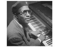 Portrait de Thelonious Monk