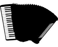 Sticker Accordéon