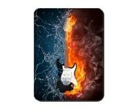 Aimant Guitare dans l'eau et le feu