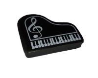 Gomme en forme de piano à queue