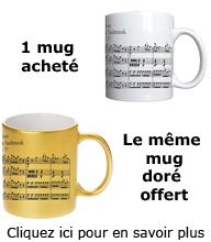 Un mug acheté, un mug offert